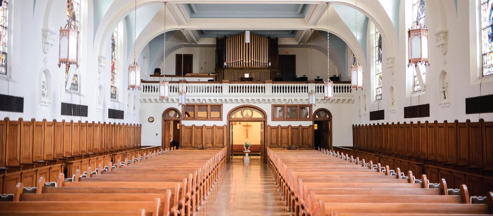 duchesne chapel