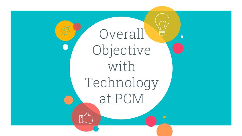 pcm technology presentation slide 2