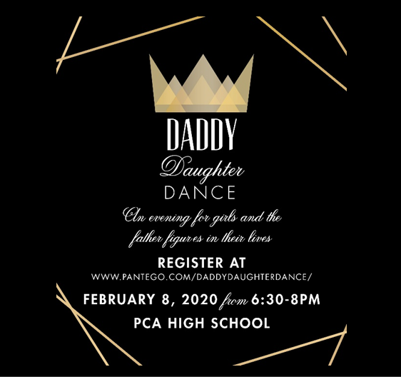 Daddy Daughter Dance February 8 2020