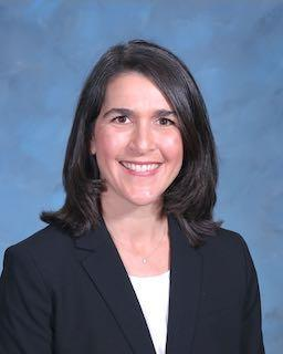 Picture of Mrs. McCormick, Principal