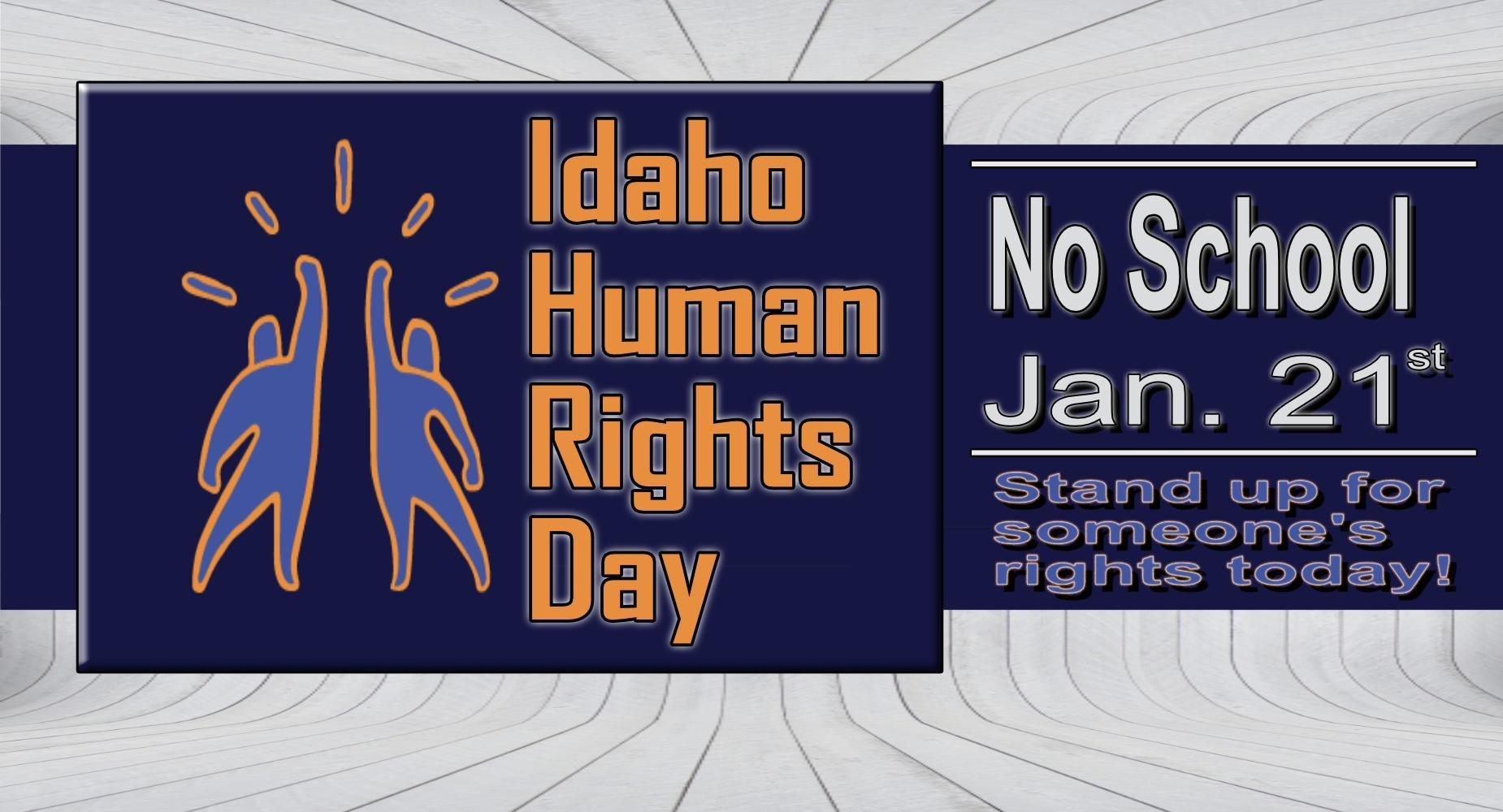 Idaho Human Rights Day 2019