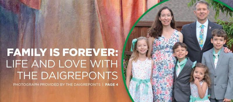 Daigrepont Family Featured in Local Magazine Featured Photo