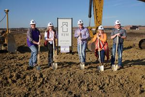 boared at breaking ground