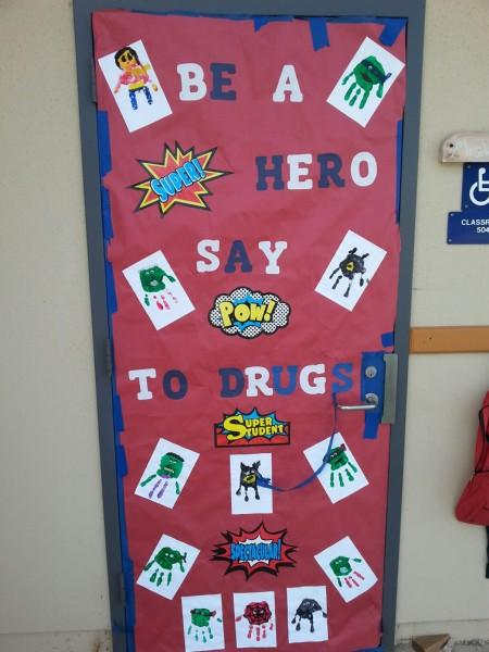 Be a hero, say Pow! to drugs