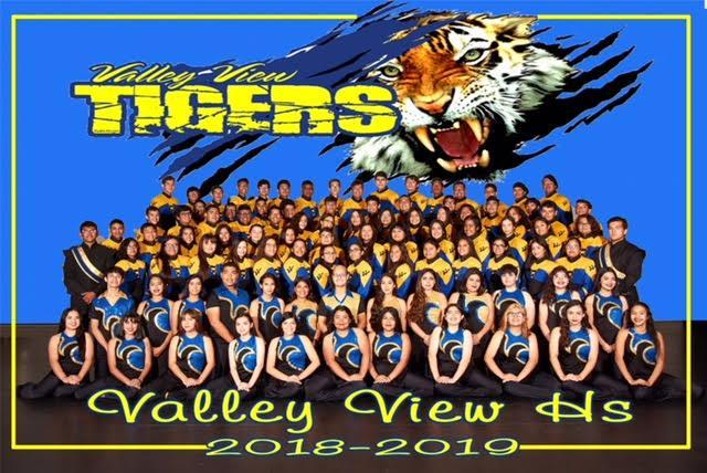 Tiger band for their Division One at Pigskin Thumbnail Image
