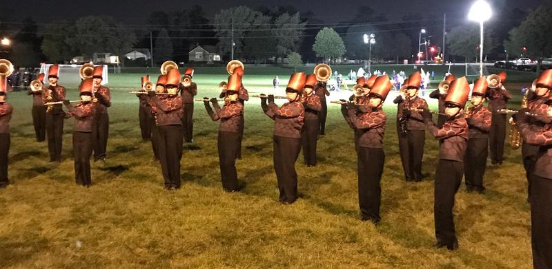 PRIDE of Rock Island Marching Band Competition Success Featured Photo