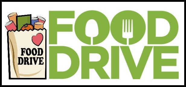 Second Harvest Food Drive – October 24 to November 13 Thumbnail Image