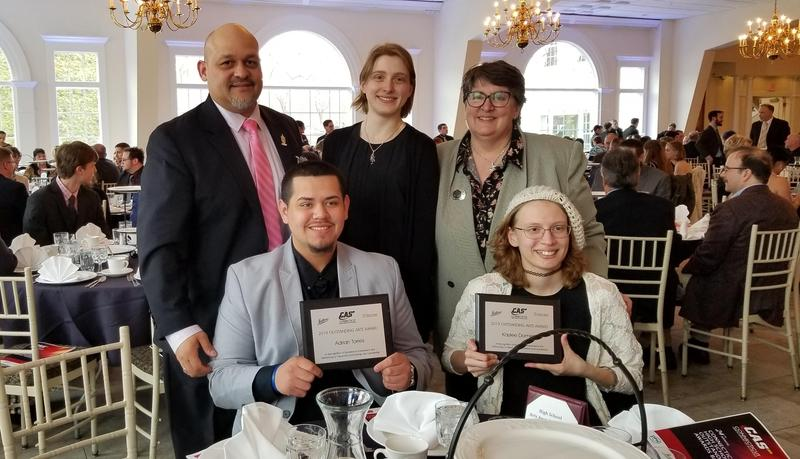 Windham High attended the Connecticut Association of Schools awards banquet on April 2nd. Thumbnail Image