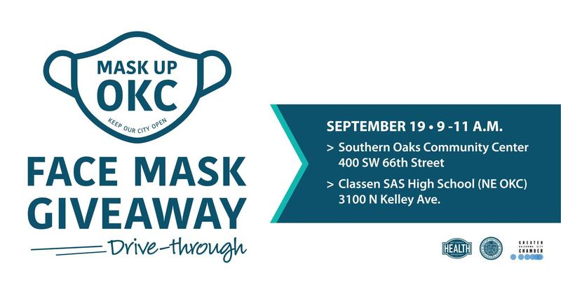 Drive-Thru Mask Giveaway, Sept 19th Featured Photo