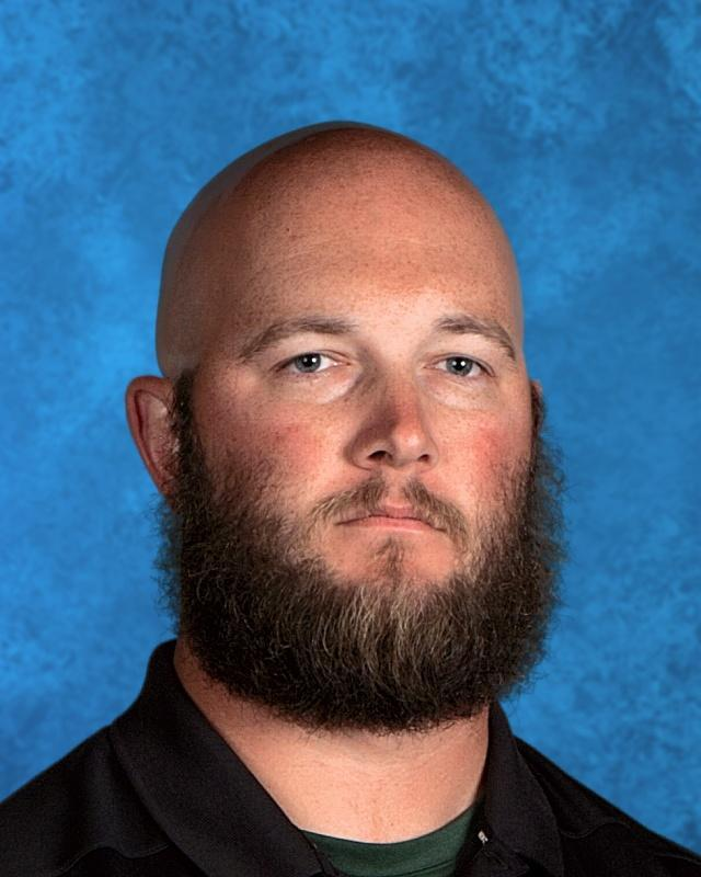 Assistant Coach, Adam Sizemore