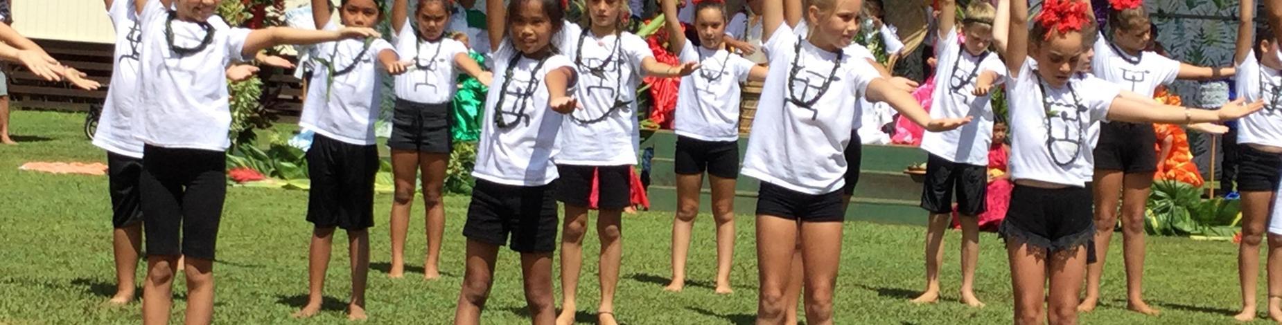 4th Grade student dance!