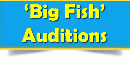 'Big Fish' Auditions - Aug. 22 - 2:30 - PAC Thumbnail Image