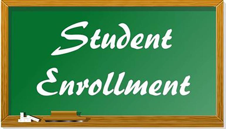Student Enrollment Clipart