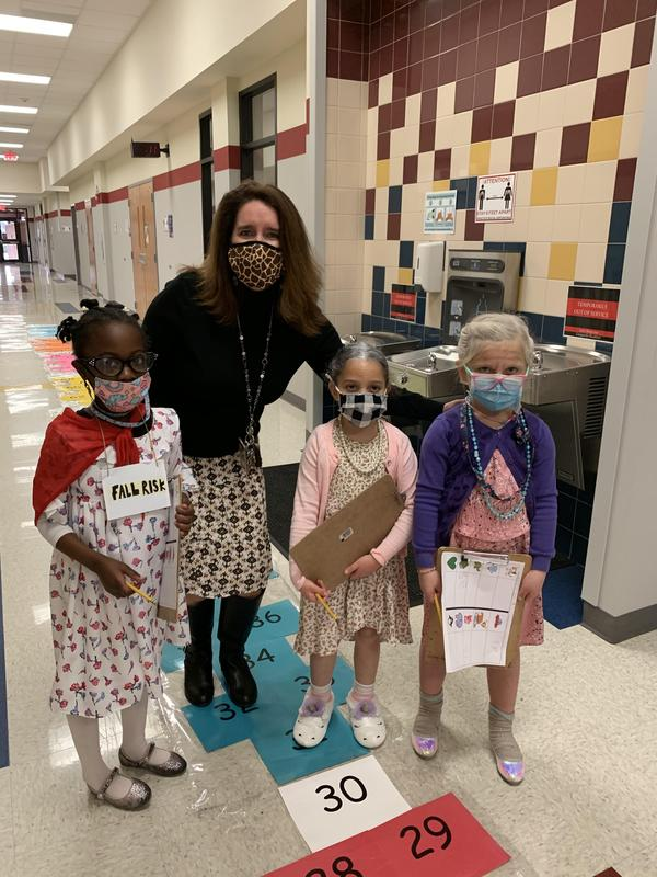 HES Principal Message: February 4, 2021 Featured Photo