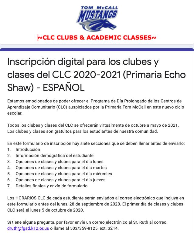 Instrumental music digital registration form thumbnail image in Spanish
