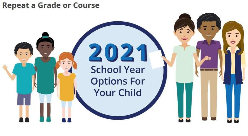 Parental Option for Students to Repeat Grades or Courses Featured Photo