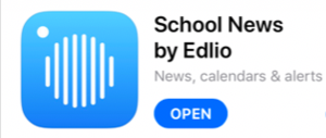 school news icon