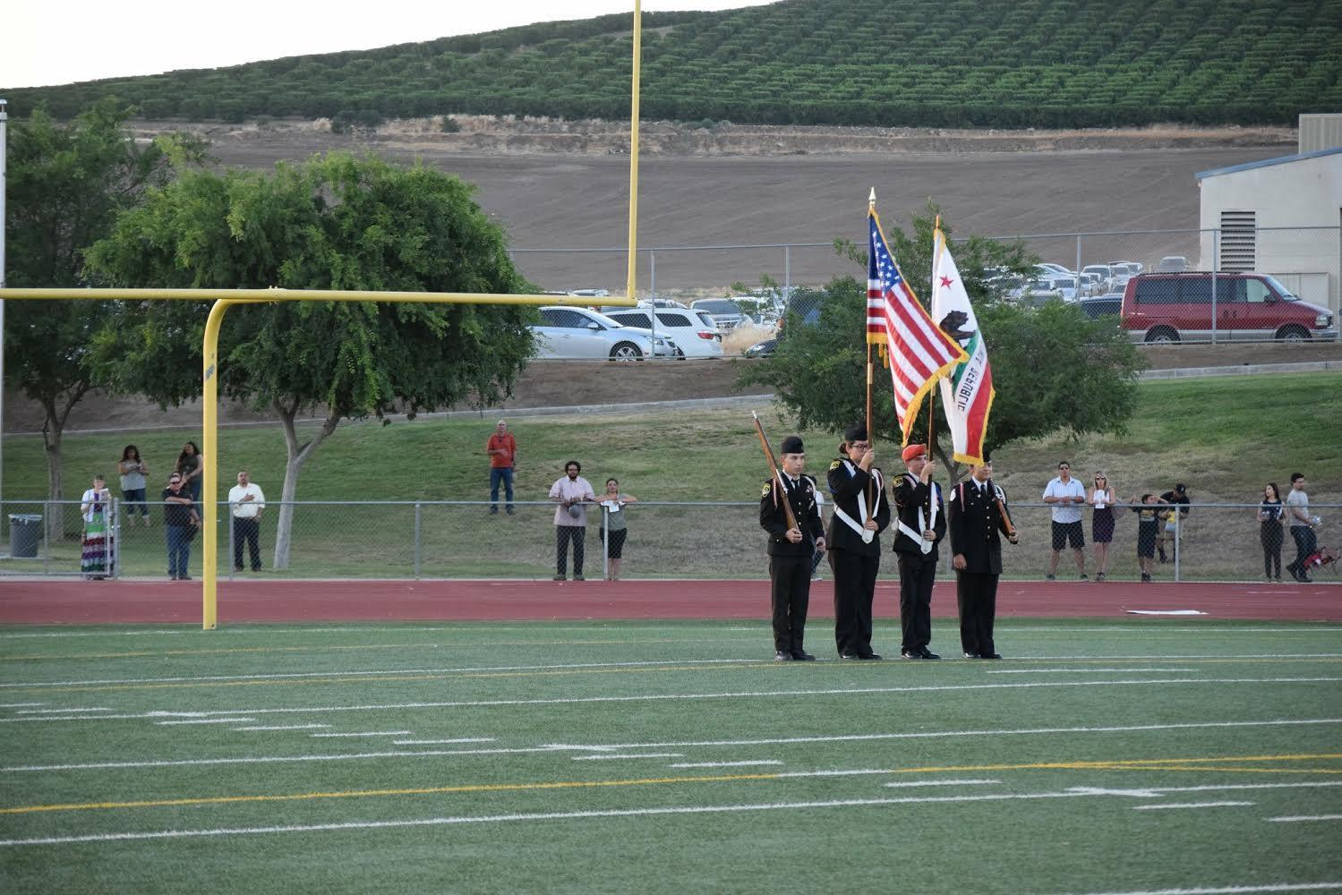 Cadets Color Guard