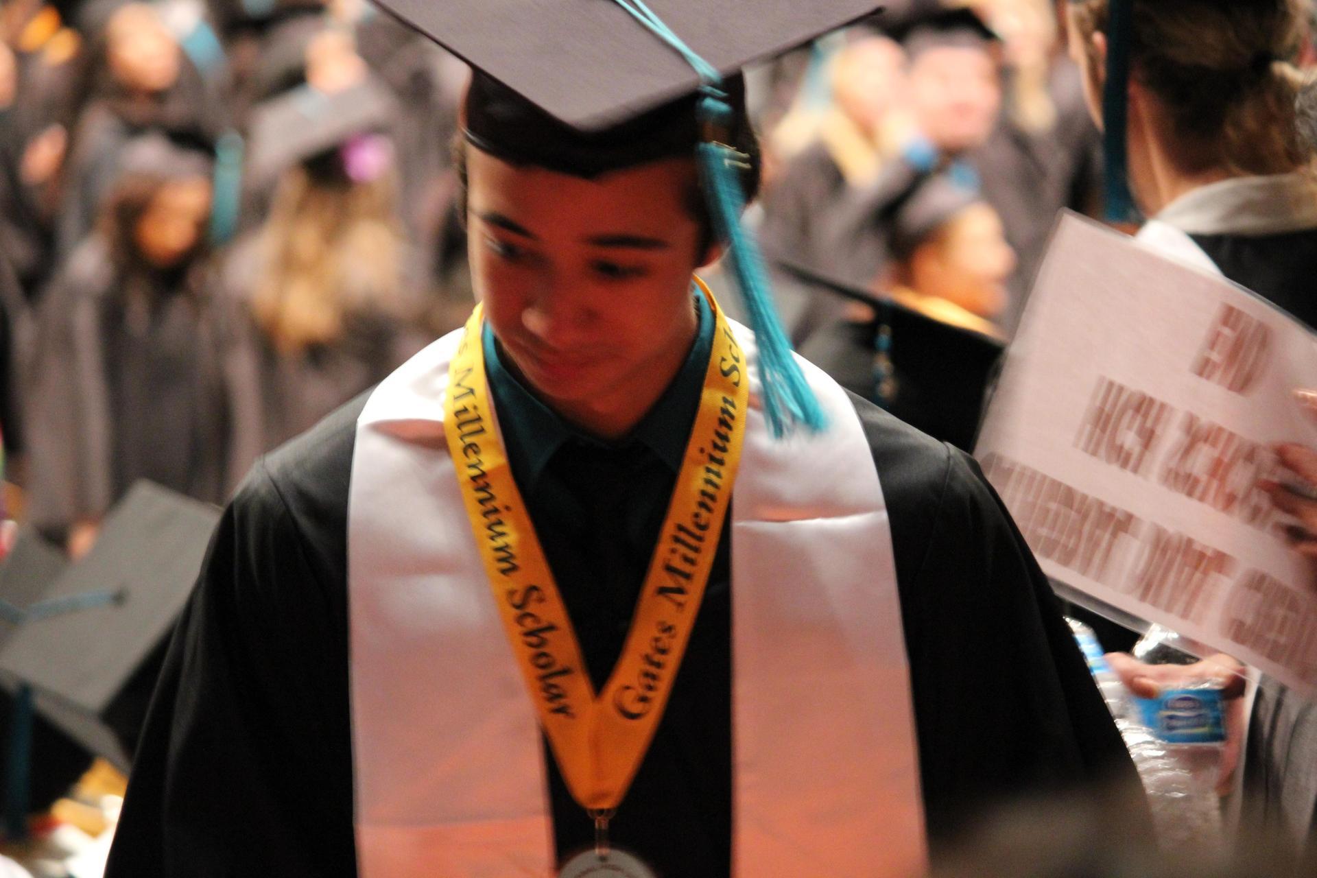 Gates Millenium Scholar 2012