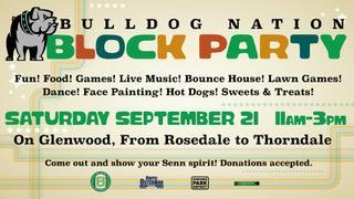 Bullddog Block Party