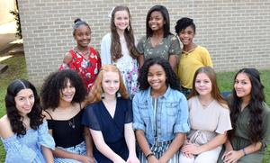 Gautier Middle Announces 2019 Homecoming Court!