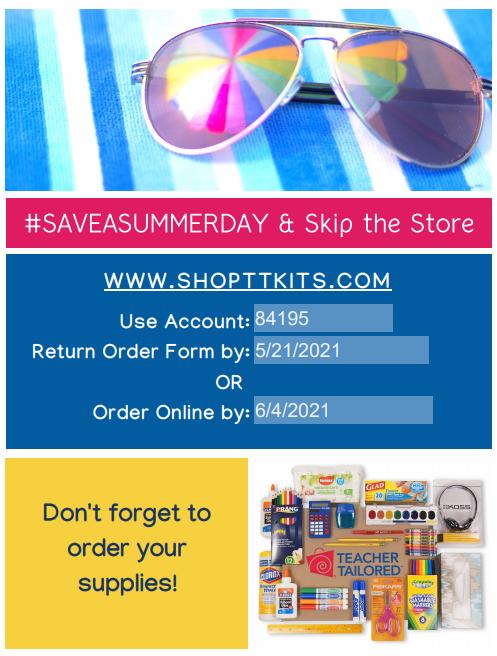 WES supply kits