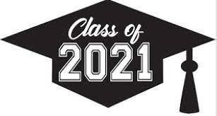 Class of 2021 Cap and Tassel