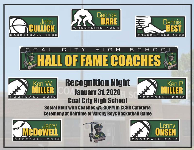 Hall of Fame Recognition