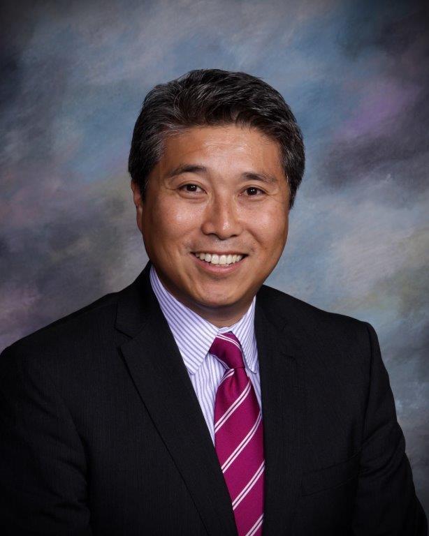 Comal ISD Superintendent Andrew Kim