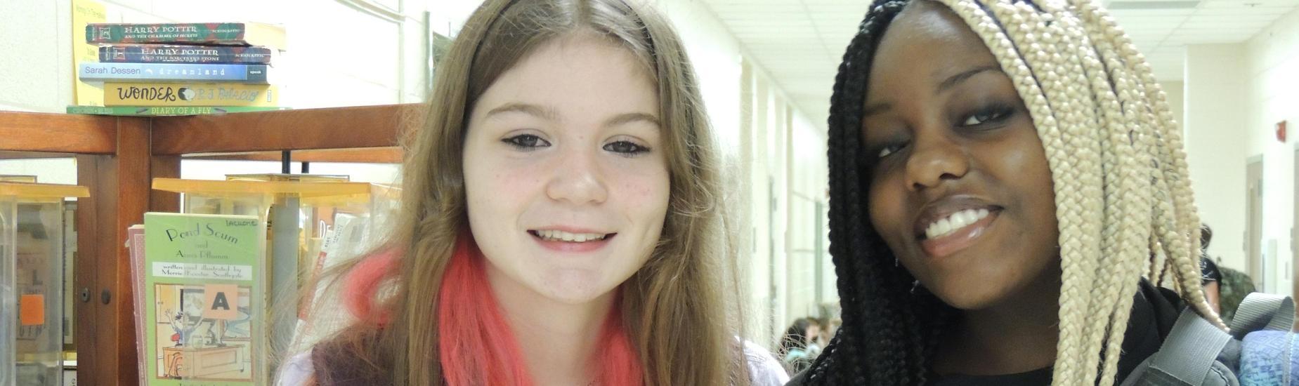 8th grade students