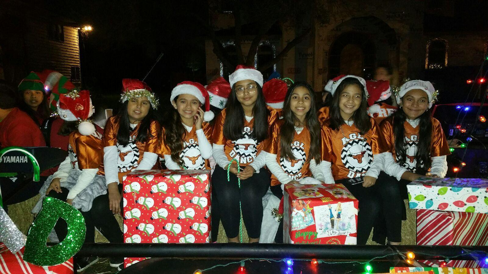 AGL Afterschool Program at SB Christmas Parade