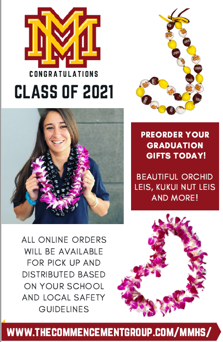 Graduation Leis Flyer