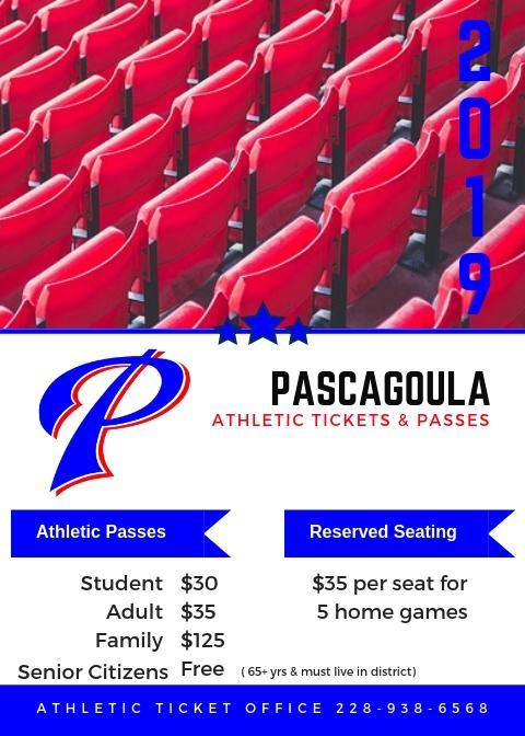 PHS Athletic Passes