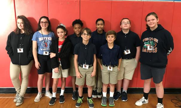 6th Grade Super Bears