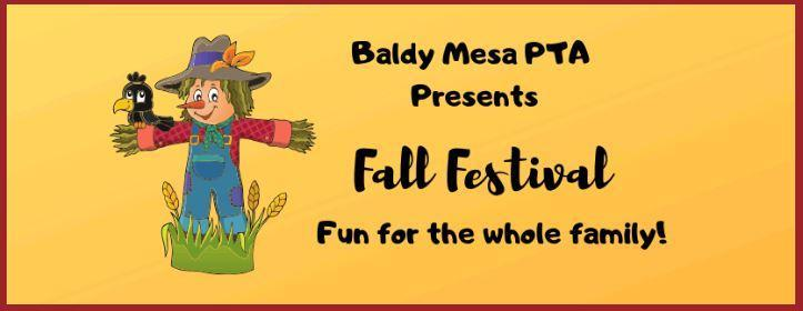 WE ARE LOOKING FOR FALL FESTIVAL VOLUNTEERS Oct. 19, 2019 Featured Photo
