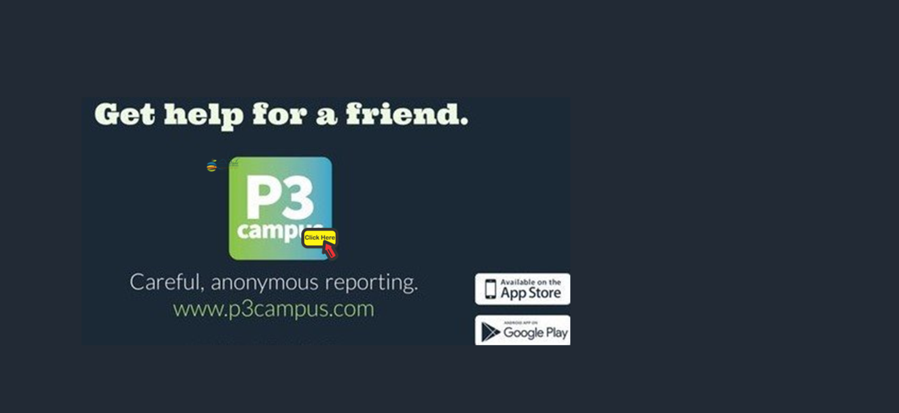 P3 Campus Anonymous Tip Reporting Service