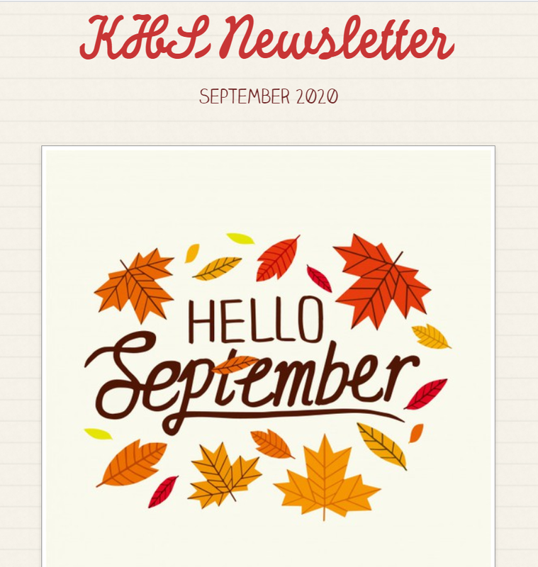 September Newsletter to Parents Featured Photo