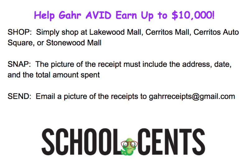School Cents Poster