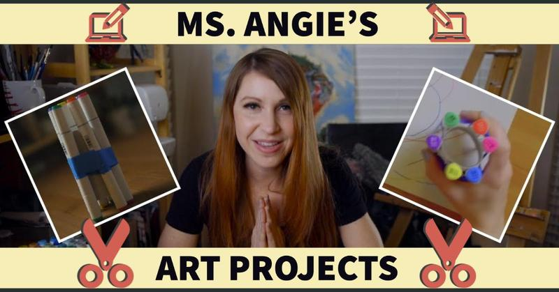Ms. Angie's Art Projects