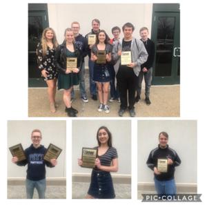 FRSH media award winners