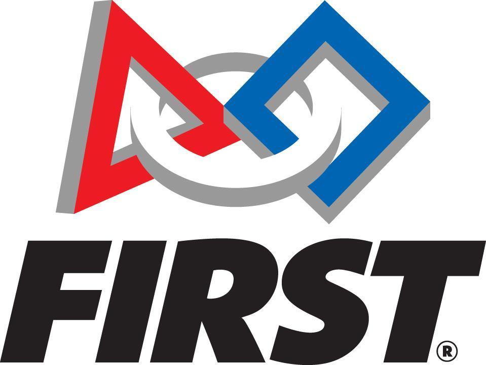 First Robotics Logo