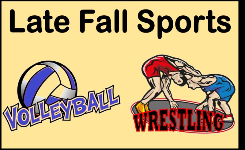 Late Fall Sports