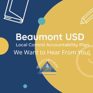 Beaumont USD Logo with Text