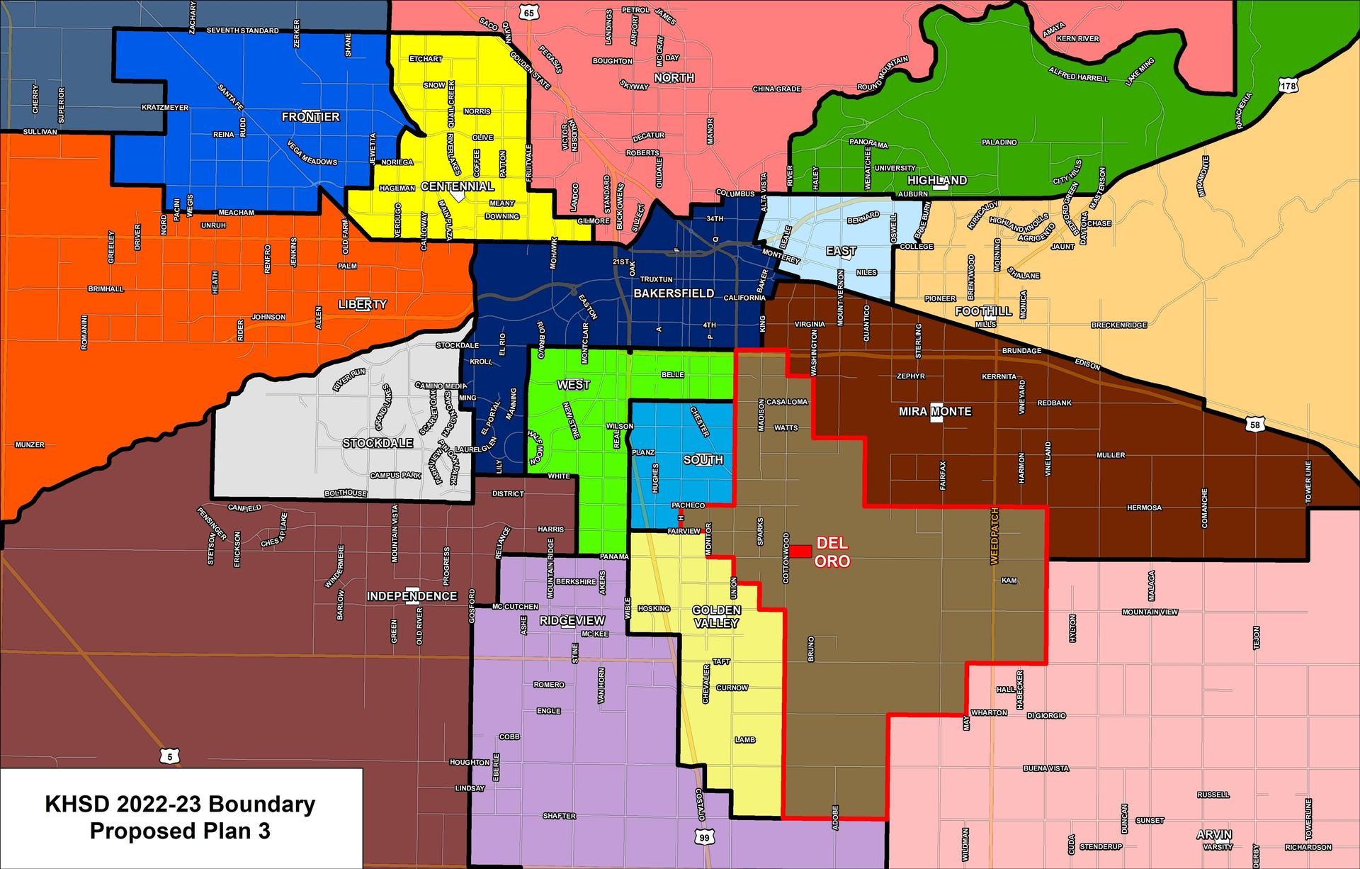 2022-23 Approved Boundary
