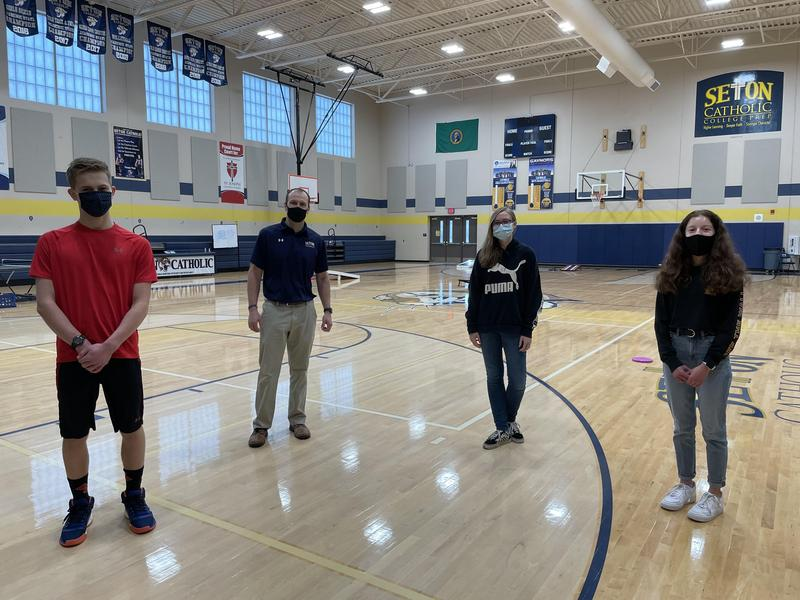 Seton Catholic's Science Olympiad Team Competes in Regionals Featured Photo