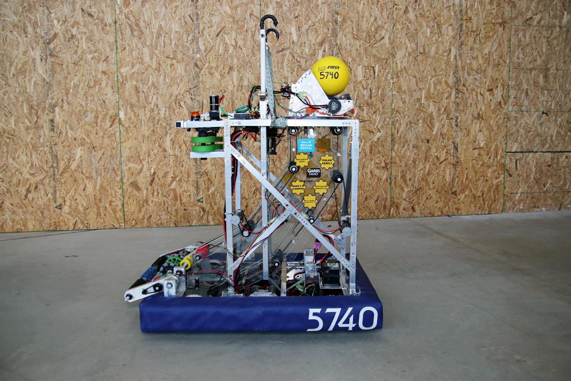 2020 North Catholic Robot STEM