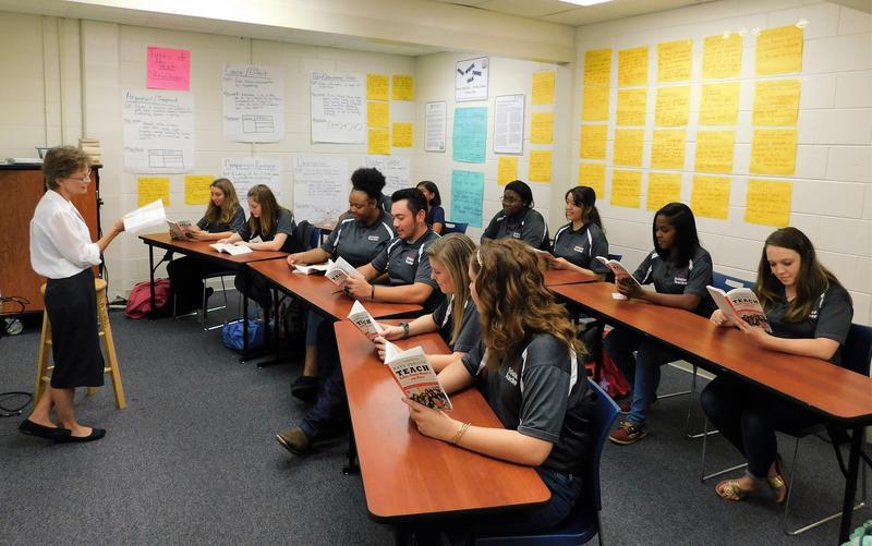 Have your heard about the ECPS Scholar Teachers Program? Thumbnail Image