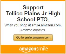amazon smile widget banner tpjhs