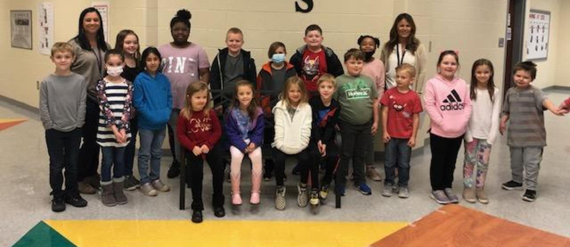 October Eagles of the Month