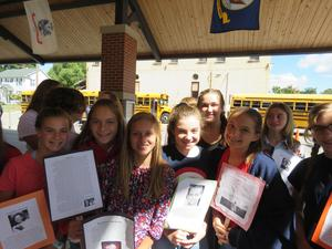 TKMS students share their research papers on 9-11 victims.